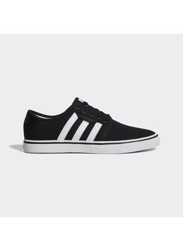 adidas Erkek Seeley Sneakers F37427 Siyah